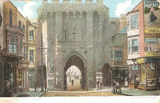 Southampton - Bar Gate