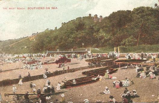 Southend-on-Sea, West Beach