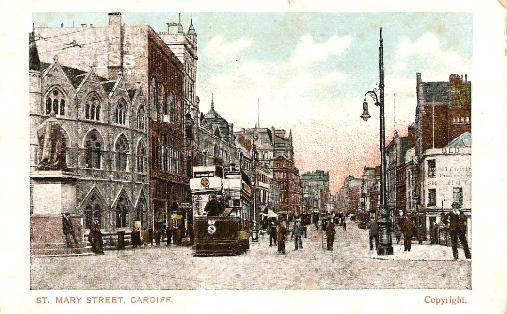 St Mary Street, Cardiff