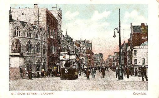 St Mary Street, Cardiff