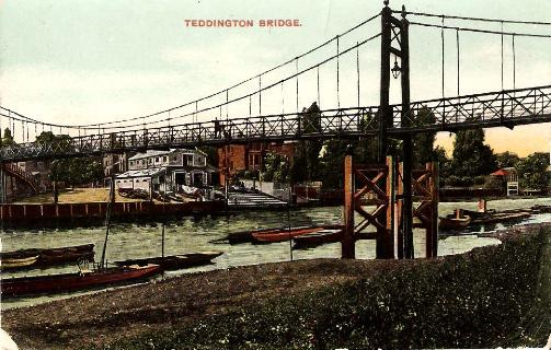 Teddington Bridge