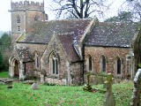 Maperton Church
