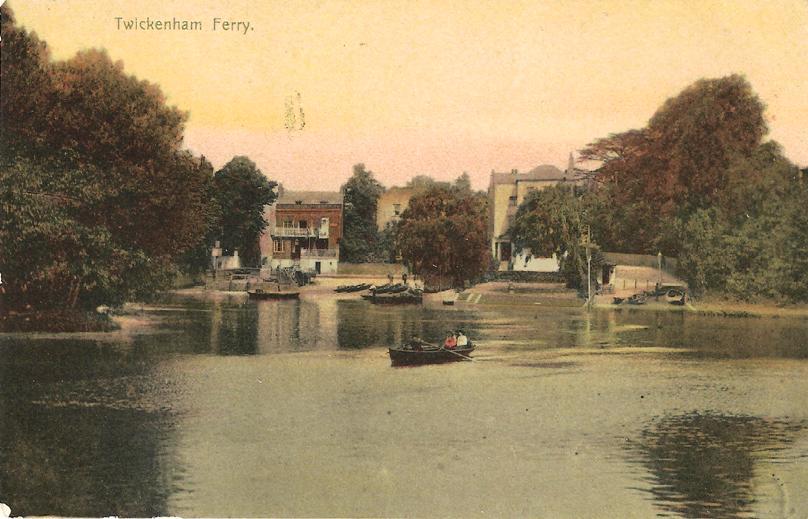 Twickenham Ferry