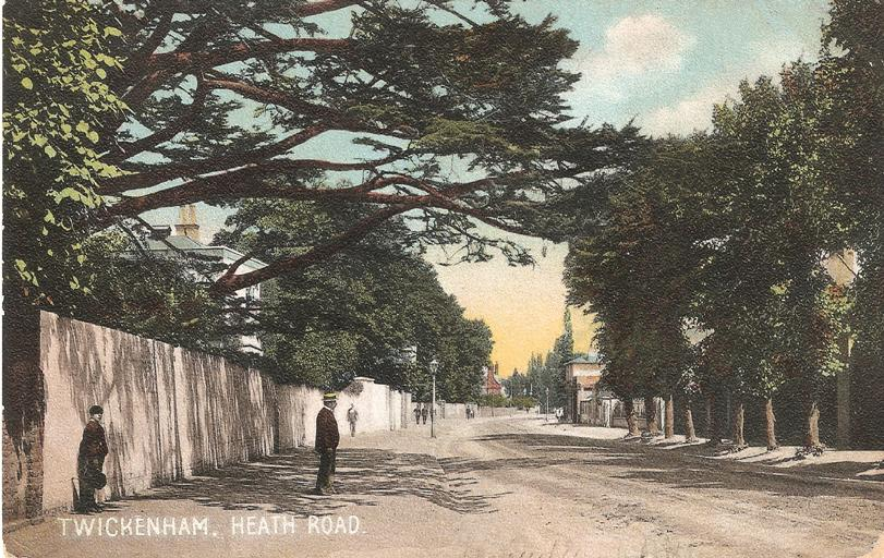 Twickenham - Heath Road