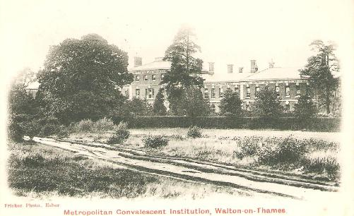 Metropolitan Convalescent Institution, Walton