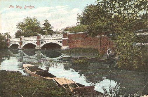 The Wey Bridge