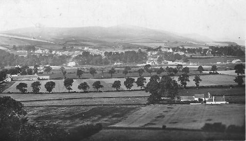 Wooler from White Hill
