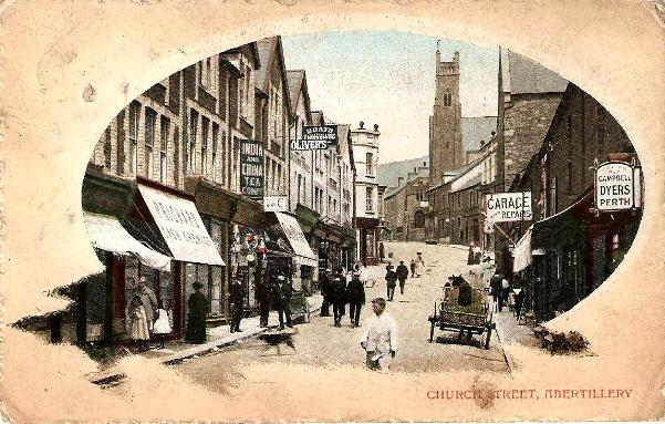 Abertillery Church Street