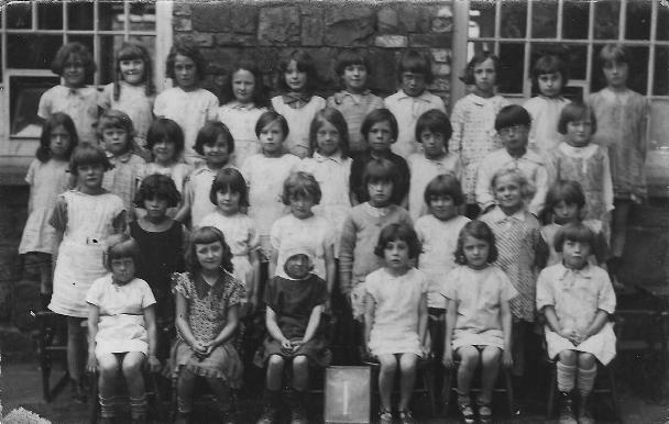 Abertillery School 1930