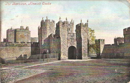 The Barbican, Alnwick Castle