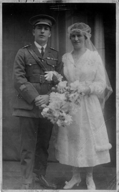 Arthur Powell and Rhoda Price