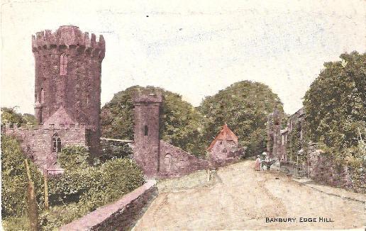 Banbury, Edge Hill