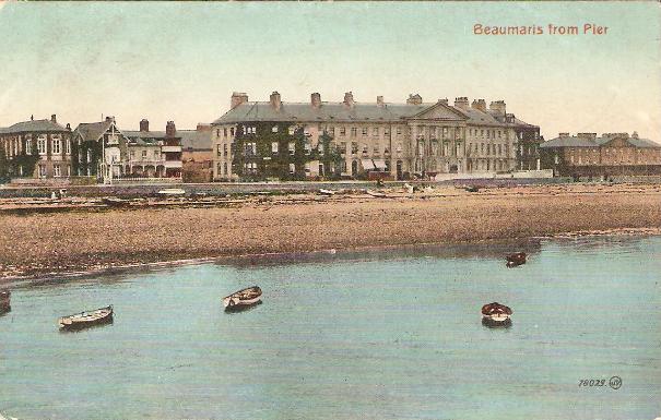 Beaumaris from Pier
