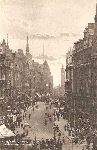 Birmingham Corporation Street