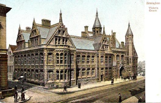 Victoria Courts, Birmingham