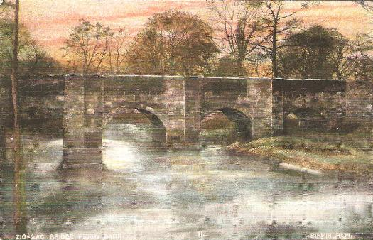 Birmingham Zig-Zag Bridge, Perry Barr