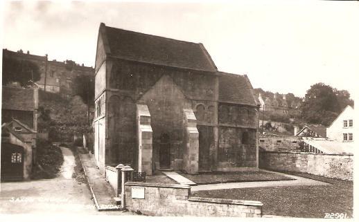 Saxon Church, Bradford-on-Avon