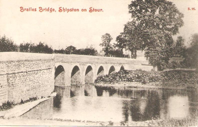 Brailes Bridge, Shipston-on-Stour, Warwickshire