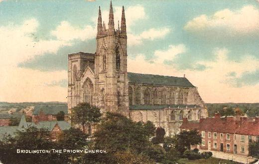 Priory Church, Bridlington