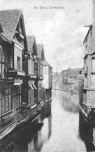 The Stour, Canterbury