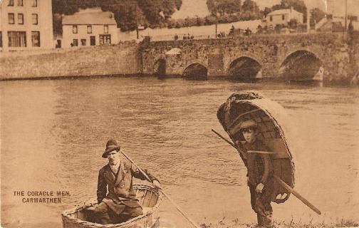 The Coracle Men