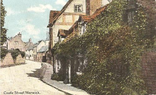 Castle Street, Warwick