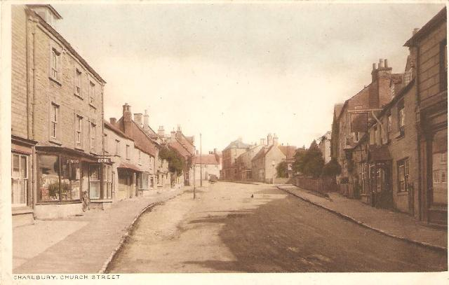 Charlbury Church Street, Oxfordshire