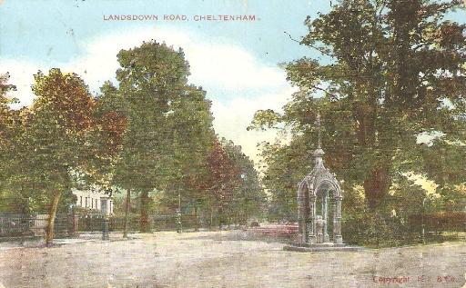 Landsdown Road, Cheltenham