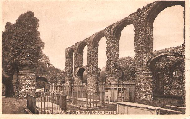 St. Botolphs Priory, Colchester