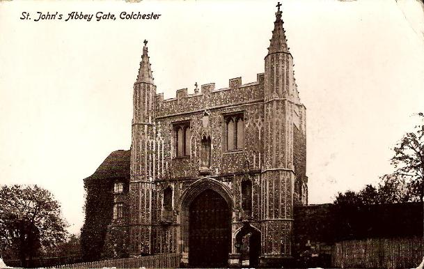 St. Johns Abbey Gate, Colchester
