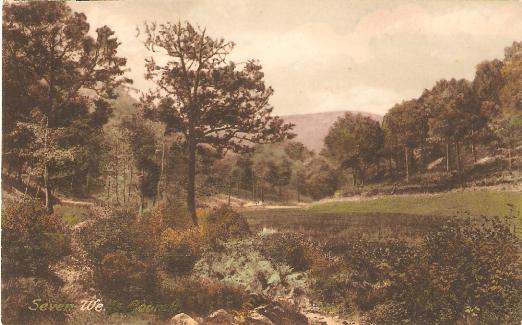 Seven Wells, Coomb