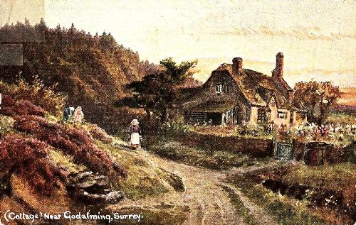 Cottage near Godalming
