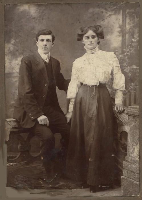 David and Sarah Philips