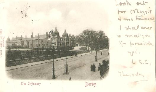 The Infirmary, Derby