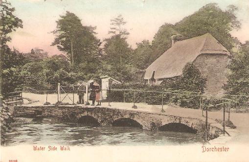 Water Side Walk, Dorchester