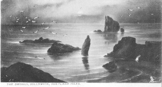 Shetland - The Drongs