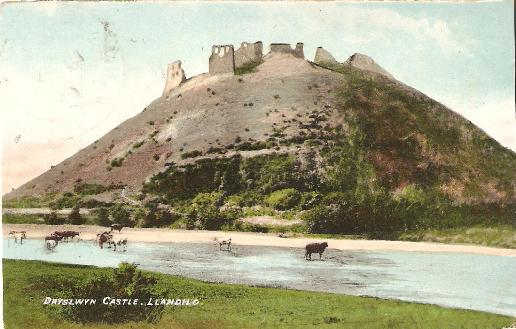 Dryslwyn Castle, Llandeilo