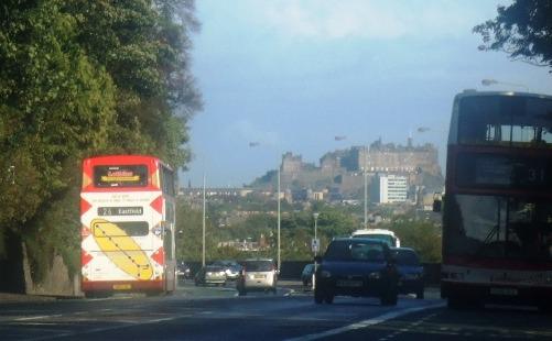 Corstorphine Road, Edinburgh