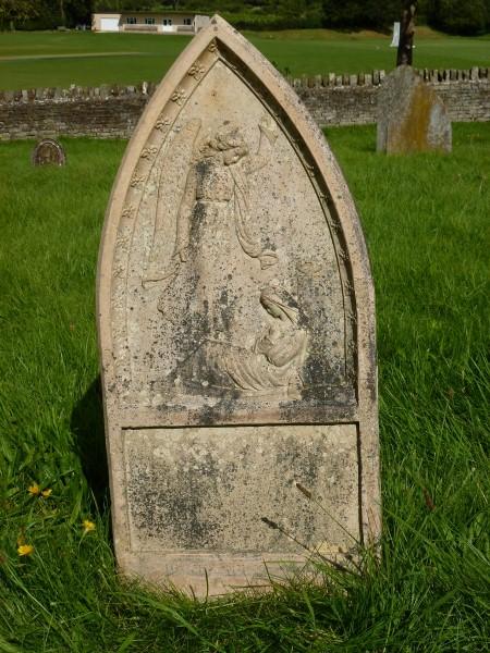Elizabeth Ann Horne (Margetts) grave