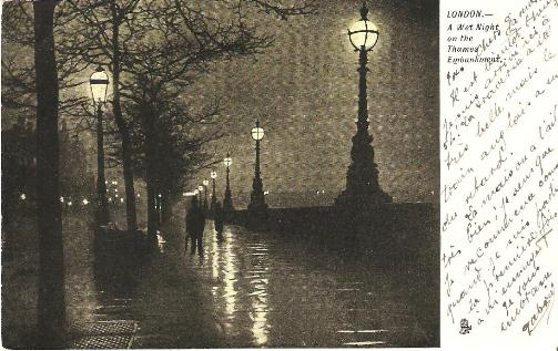 Embankment at Night