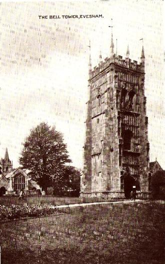 Bell Tower, Evesham