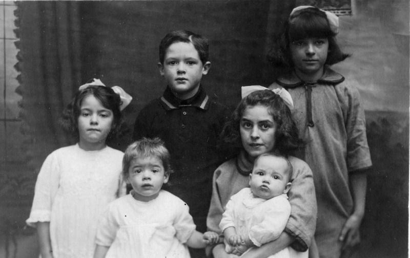 T.J. Gibbs' family