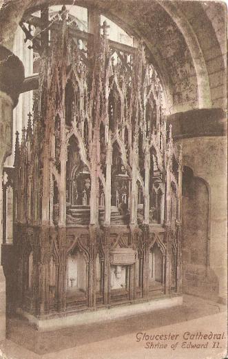 Shrine of Edward II, Gloucester Cathedral