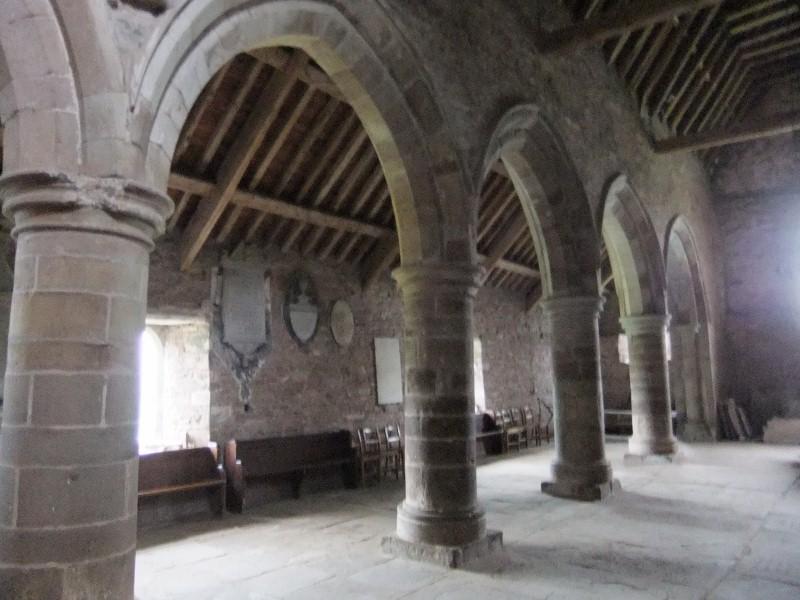 Grosmont Church Interior