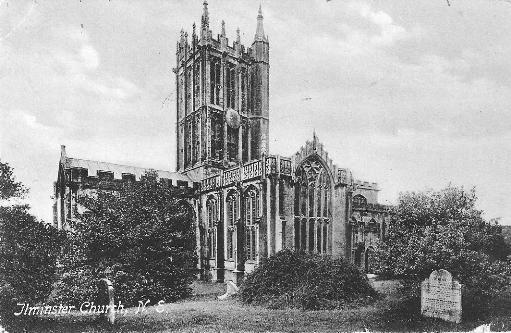 Ilminster Church