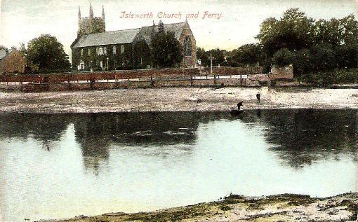 Isleworth Church