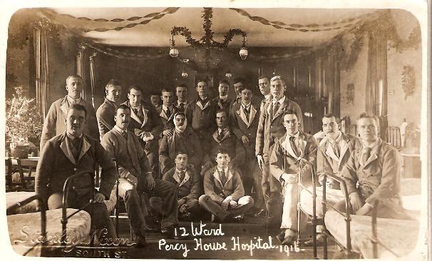 Isleworth - Percy House Hospital