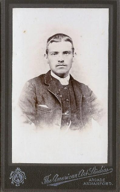 Young James Thomas