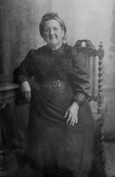 Jemimah Jones (nee Davies)