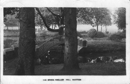 Whitton - Kneller Hall bridge